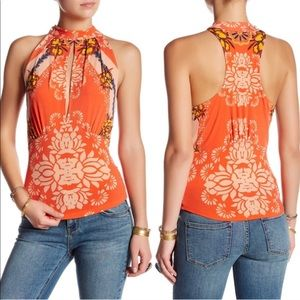 NWT | Free People | Cherry On Top Tank